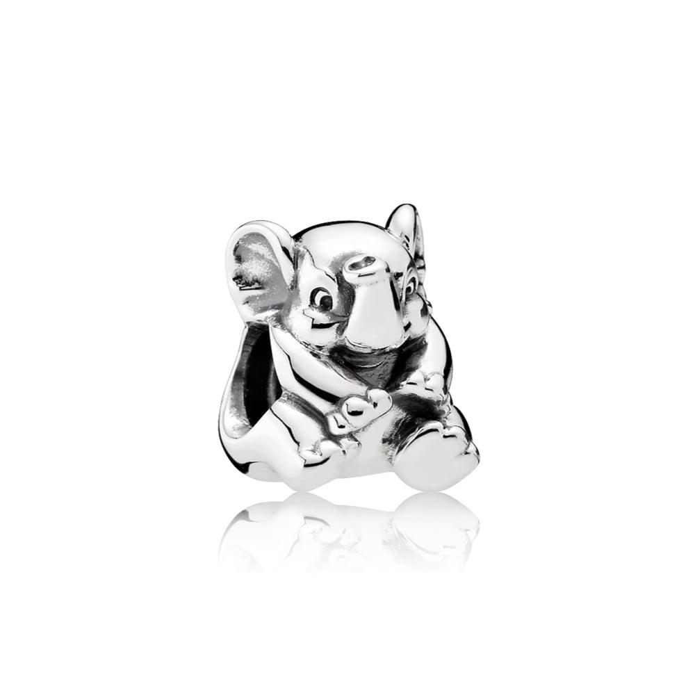 Pandora Lucky Elephant Charm - 791902 5700302437645   eBay