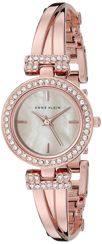 Details About Anne Klein Rose Gold Tone Alloy Ladies Watch Ak 2238rgst