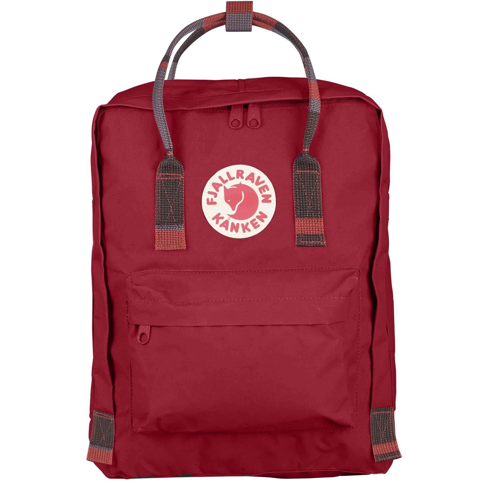 Fjallraven - Kanken Classic Backpack for Everyday - Deep Red