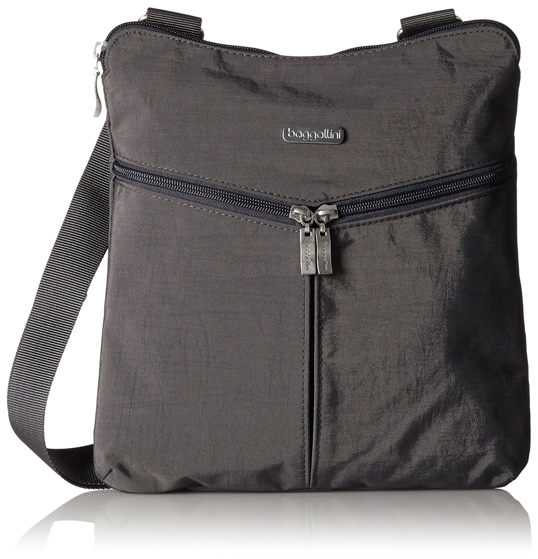 Details About Baggallini Horizon Lightweight Crossbody Bag Travel Purse