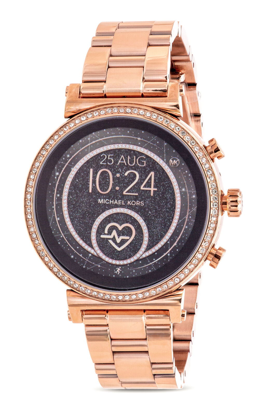 Michael Kors Access Ladies Sofie Rose Gold-Tone  Smartwatch