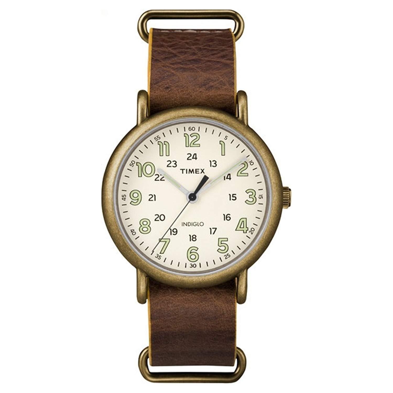Leather | Watch | Men