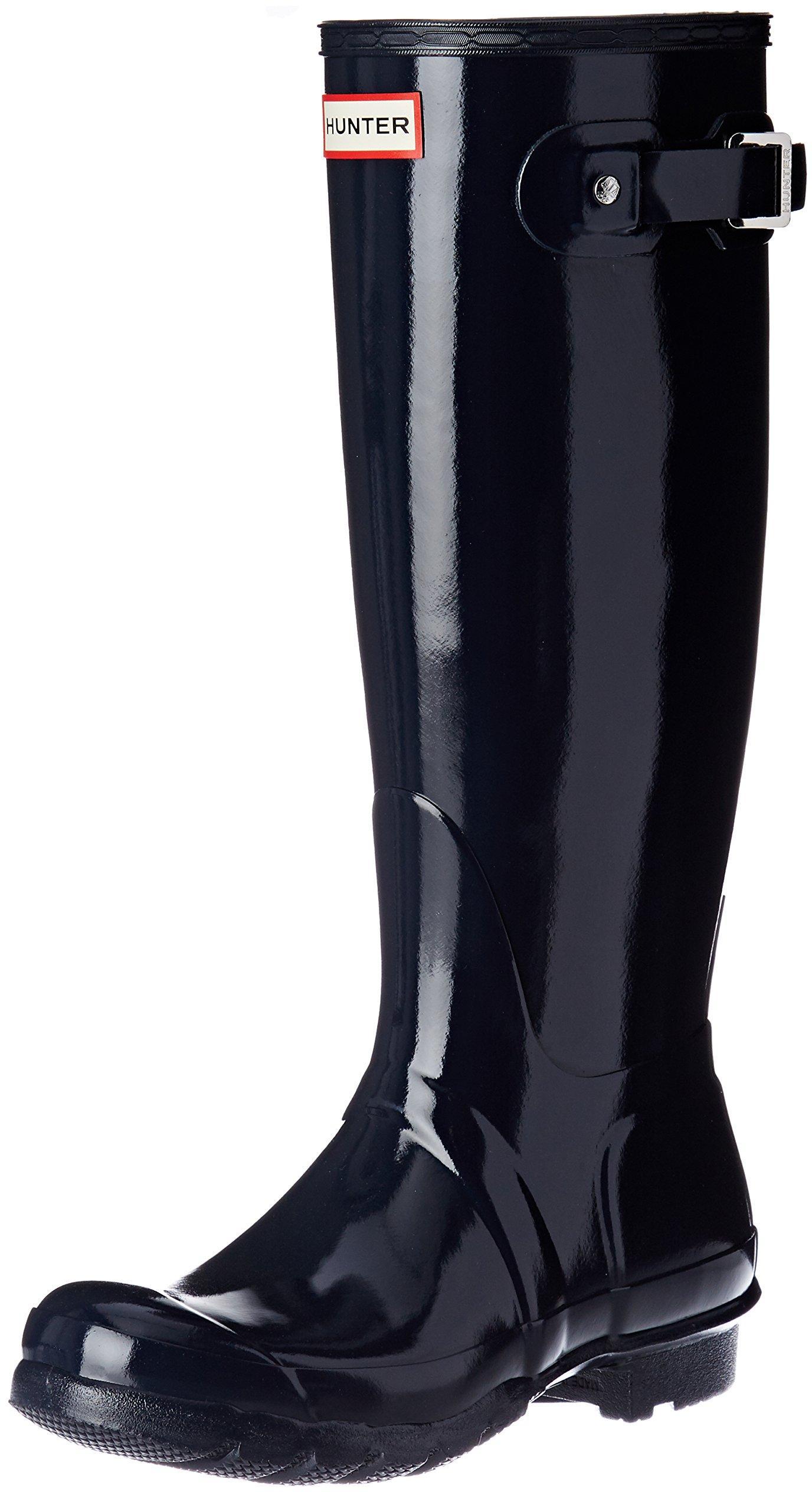 Hunter Womens Original Tall Gloss Rain